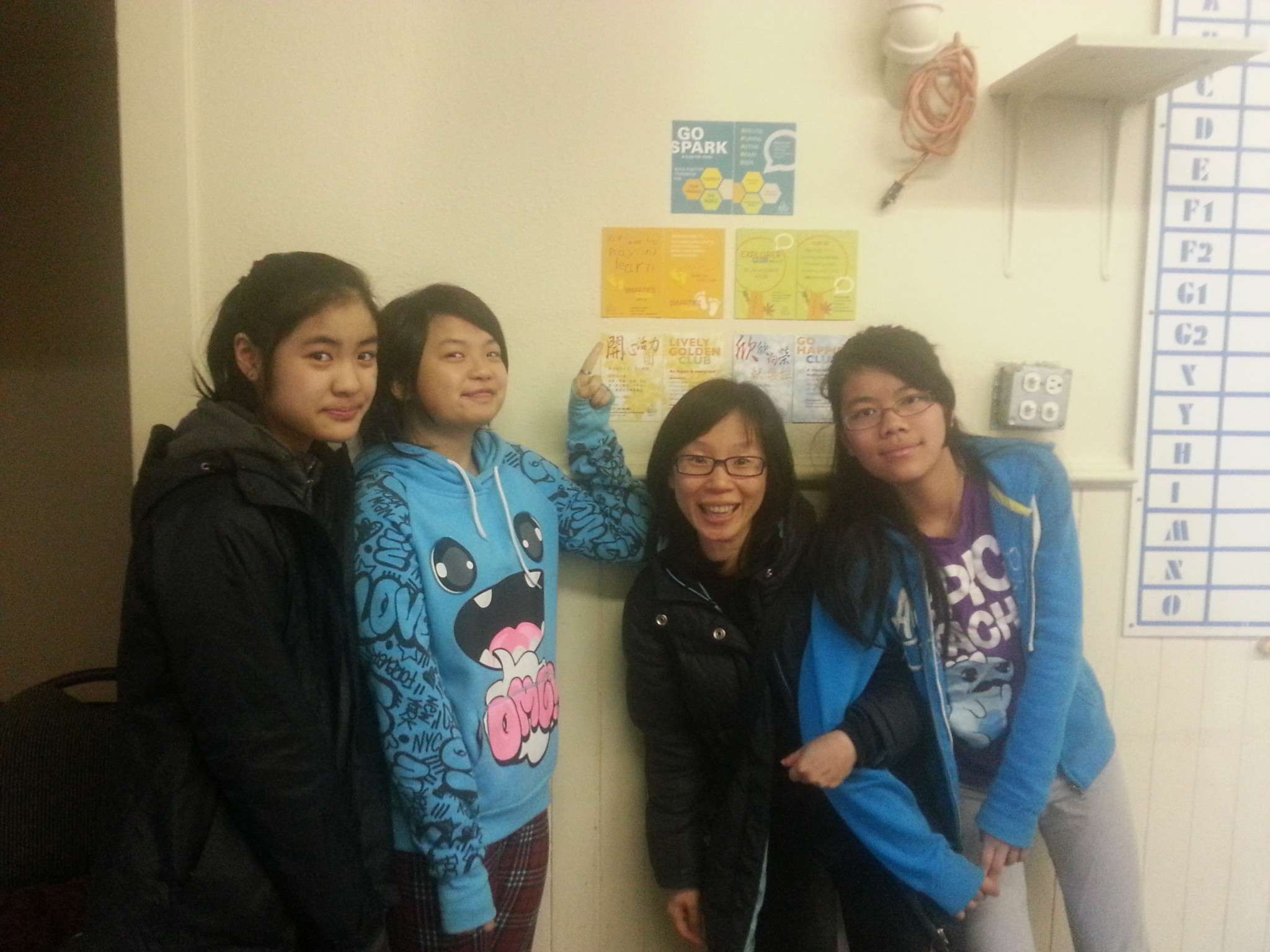 I rather pursue the Lord during Spring Break – Alexis Yung, Grade 9