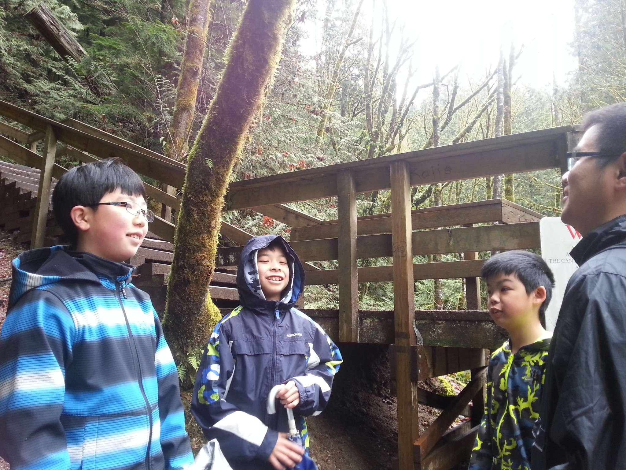 Realize God's here – Bryan Hui, Grade 5