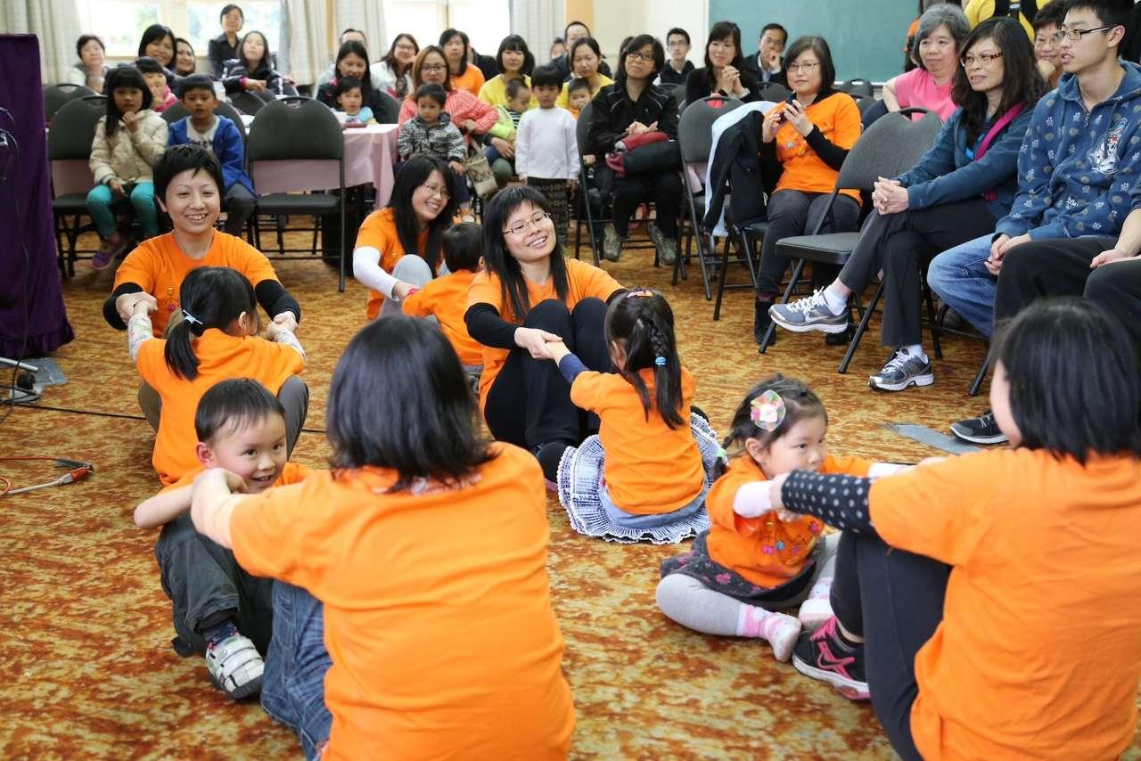 欣欣向榮家庭組慶祝母親節 Mother's day celebration