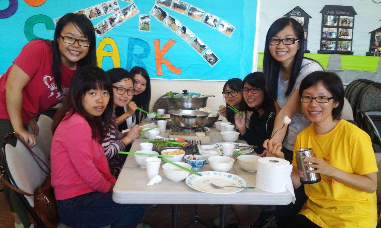 Breakthrough in ministry – Heidi Lai